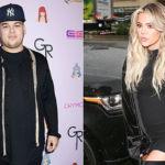 Rob Kardashian Wishes Khloe Wouldn't 'Meddle' After She Mocks Him For Flirting With Natti Natasha