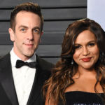 Mindy Kaling & B.J. Novak Celebrate Her 40th Birthday & Fans Gush Over How He 'Looks At Her' In Pic