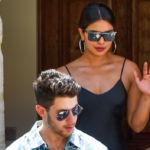 Priyanka Chopra & Nick Jonas Pack On PDA At Sophie Turner & Joe Jonas' Romantic Wedding Chateau