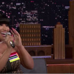 Nicki Minaj Proves She's The Queen Of Freestyle During Wild Rapping Game With Jimmy Fallon