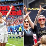 Throwback bikini photos of Megan Rapinoe viral following new Sports illustrated cover
