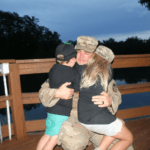 Military dad surprises his children at summer camp with emotional homecoming