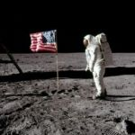 Buzz Aldrin, second man on moon, recalls 'magnificent desolation'