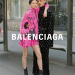 an exclusive first look at the new (and very romantic) balenciaga campaign