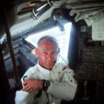 Apollo 11 astronaut Buzz Aldrin recalls first moments on the moon on 50th anniversary of mission