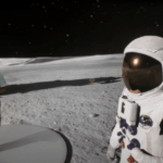 The Weather Channel's moon landing simulation is real extra