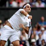 Federer bags more records as he downs Pouille to reach last 16