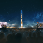 NASA put a man on the moon. Now, the Smithsonian is putting a rocket on the Mall