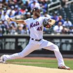 Report: Mets shopping RHP Wheeler