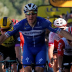 Viviani wins Tour de France stage four, Alaphilippe stays in yellow