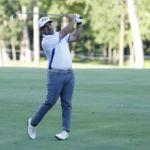 Golf: Dream start drives Diaz to John Deere lead