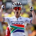 Cycling: Impey wins Tour de France stage nine
