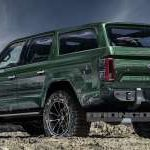 Everything we think we know about the 2020 Ford Bronco