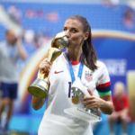 Watch Viral Video of Alex Morgan Celebrating US World Cup Win By Twerking in the Locker Room