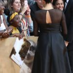 Meghan Markle Attends Lion King Premiere and This Fan Could Not Look More Excited