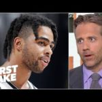 D'Angelo Russell needs to be 'humbled' to fit in with the Warriors – Max Kellerman | First Take