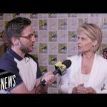'Terminator' Star Linda Hamilton Does Her Best Arnold Schwarzenegger Impression | MTV News