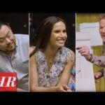 TV Chefs Play Kitchionary! Gordon Ramsay, Padma Lakshmi, David Chang, Samin Nosrat & More! | THR
