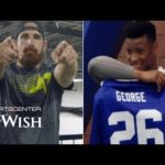 My Wish: Saquon Barkley, Dude Perfect and others bring dreams to reality | SportsCenter