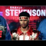 Shakur Stevenson fulfilling dream of fighting in hometown of Newark | Top Rank Boxing
