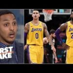 The Lakers have the best core with or without Kawhi – Ryan Hollins | First Take