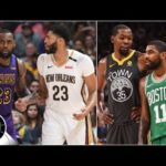 Anthony Davis & LeBron James or Kevin Durant & Kyrie Irving: Better duo in 2020-21?   The Jump