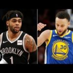 The Warriors to shop D'Angelo Russell? 'They can't trade him!' – Marc J. Spears | The Jump