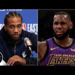 The Lakers missing out on Kawhi could waste another LeBron James year – Rachel Nichols | The Jump