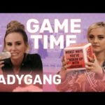 """LadyGang"" Gets Their Game on With Bebe Rexha & More 