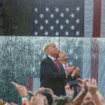 Planes, Tanks, & Space Force: Scenes From Trump's Soggy Fourth of July Extravaganza