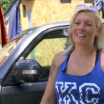 Woman tracks down thief who stole her car, takes it back