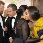 Meghan Markle & Prince Harry Just Met Beyoncé & Jay-Z at 'The Lion King' Premiere in London