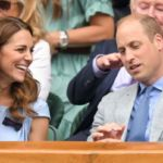 Kate Middleton and Prince William Look So Happy and in Love at Wimbledon
