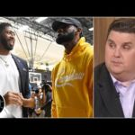 LeBron, Anthony Davis and Lakers need to avoid 'underdog mentality' – Brian Windhorst | The Jump
