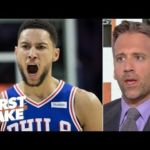 Ben Simmons doesn't deserve a max contract… right now – Max Kellerman | First Take