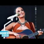 Kacey Musgraves Freaks Out Over Hawthorne Heights' 'Butterflies' Cover | Billboard News
