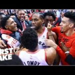 Kawhi is a great player, but is he a great leader as well? | First Take