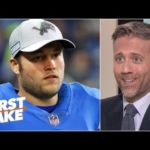 Matthew Stafford is overrated and he's barely a franchise QB – Max Kellerman | First Take