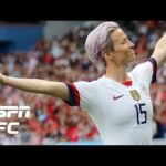 Megan Rapinoe on her goal celebration, Trump's tweets and equal pay | USWNT