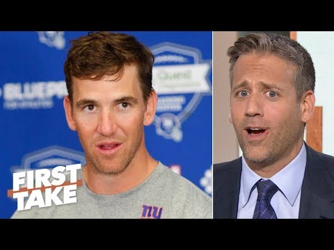 Eli Manning's OBJ clap back leaves Max Kellerman with mixed