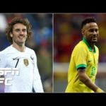 Would Barcelona be UCL favorites with Griezmann & Neymar in the fold?   Champions League