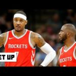 Chris Paul is hard to play with – Seth Greenberg | Get Up