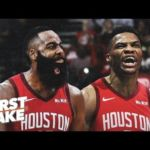 Are James Harden & Russell Westbrook a top duo in the NBA? | First Take