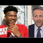 I won't call Giannis 'MVP' until he proves it in the playoffs – Max Kellerman | First Take