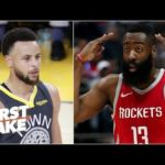 Steph Curry or James Harden: Who has more to prove next season? | NBA | First Take