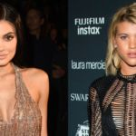 Kylie Jenner and Sofia Richie Pose Topless During Tropical Vacation