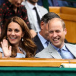 Kate Middleton, Prince William, Brooklyn Beckham, Kendall Jenner & More Stars At Wimbledon Final