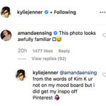 Kylie Jenner Slams Beauty Star Amanda Ensing After YouTuber Accused Her Of Copying Her Instagram