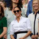 Meghan Markle and Kate Middleton Bond Over Motherhood at Wimbledon