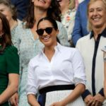 Kate Middleton & Meghan Markle Return to Wimbledon for a Royal Moms' Day Out
